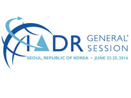 94th General Session & Exhibition of the IADR